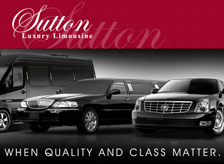 Sutton Luxury Limosine