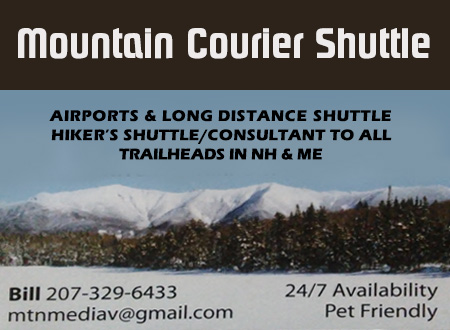 Mountain Courier Shuttle